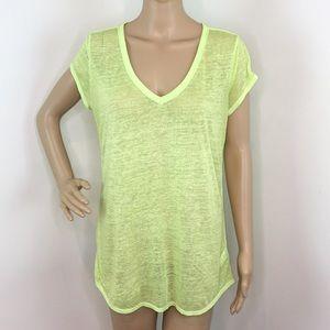 Athleta Neon T-Shirt